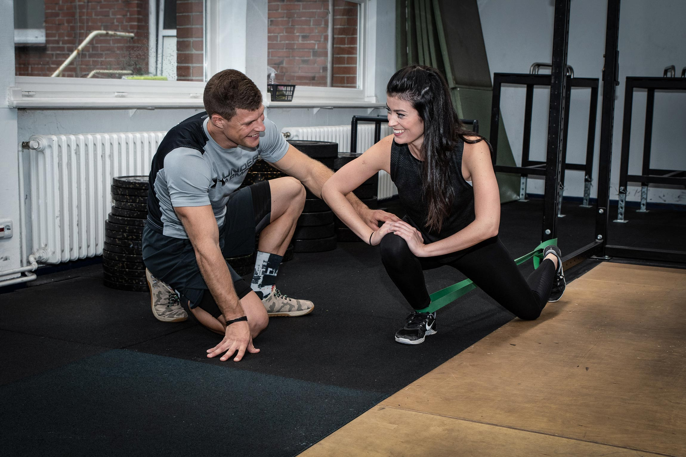 Physiotherapy und Personal training Hamburg